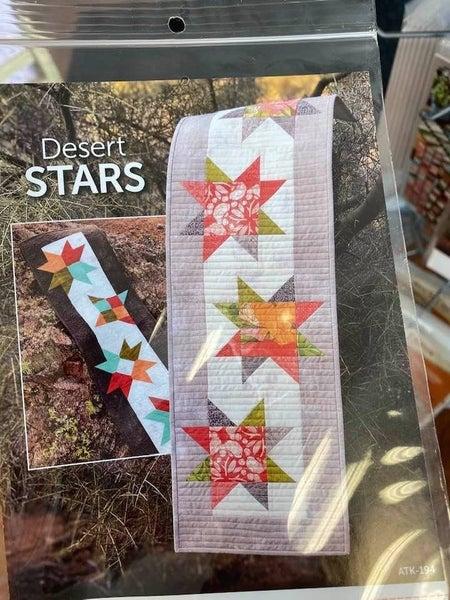 Pattern Desert Stars