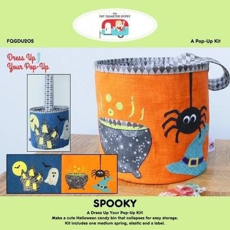 Spooky (Ptrn - Includes Spring) *Final Sale*