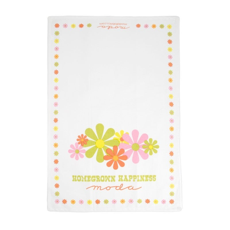 Homegrown Happiness Towel