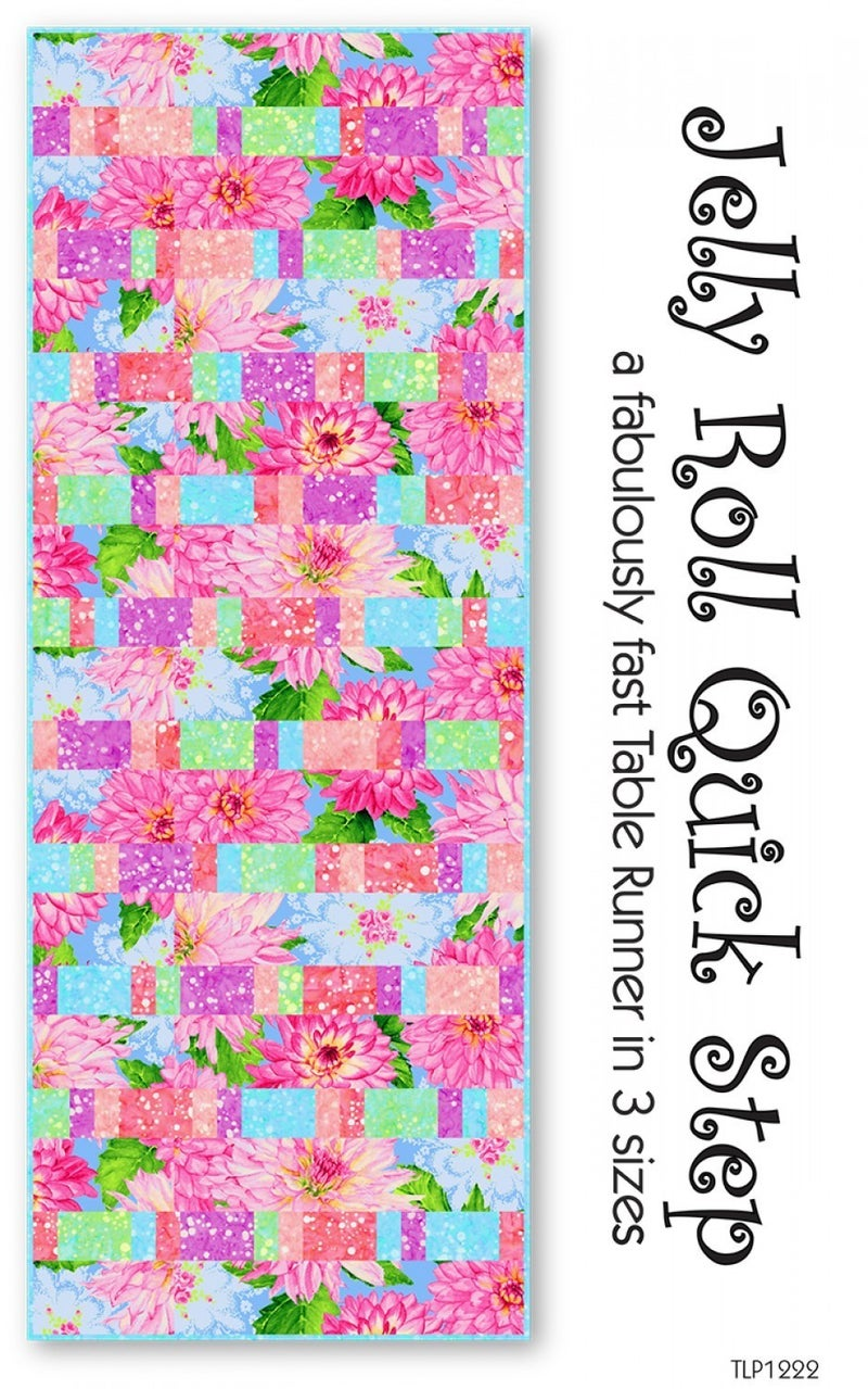 Pattern: Jelly Roll Quick Step