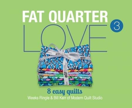 Book:  Fat Quarter Love 3