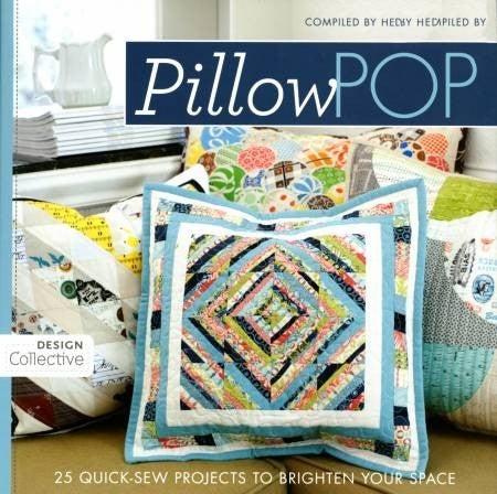 Pillow Pop Book