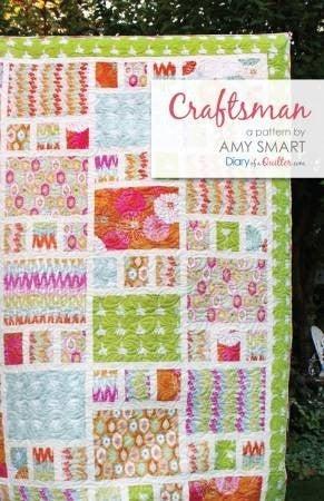 "Pattern: Craftsman 77"" x 90"""