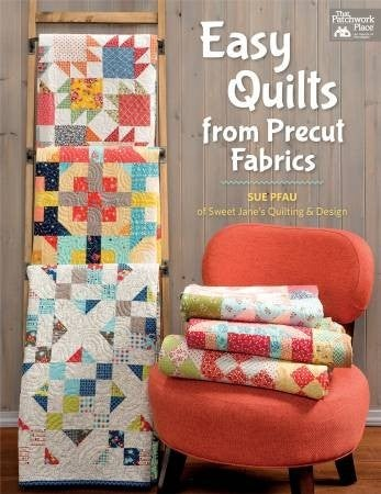 Book:  Easy Quilts from Precut Fabrics