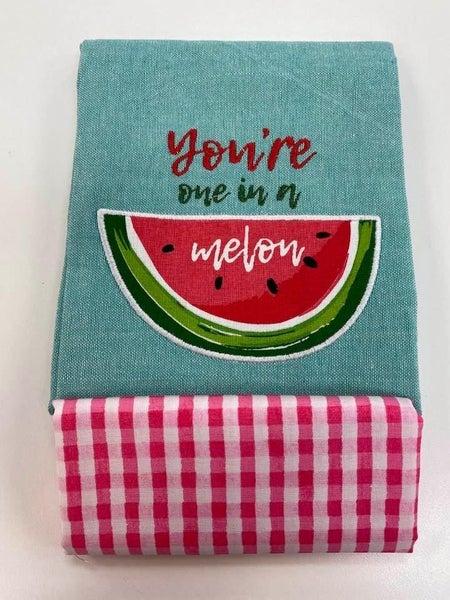 Towel Cowl Watermelon