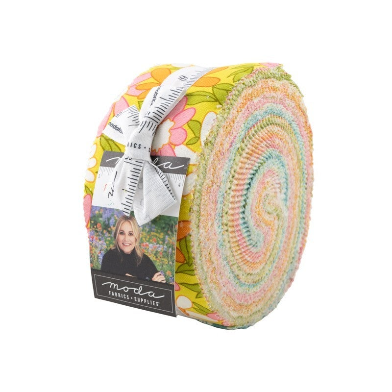 "A Blooming Bunch Jelly Roll 2 1/2"" Strips"
