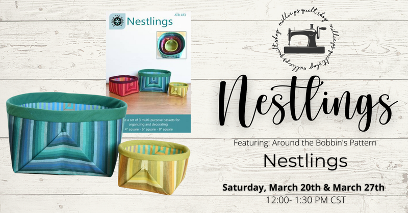 March Zoom Class: Nestlings