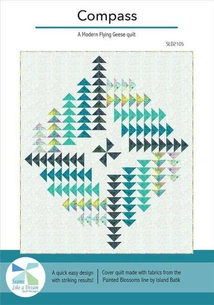 Pattern:  Compass Seams Like A Dream