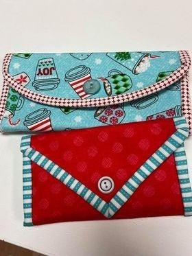 Kit: Sewing Supplies Pocket Roll Up (Makes 2)