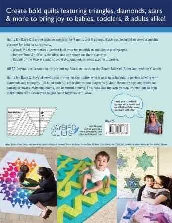 Book:  Jaybird's Quilts for Baby and Beyond