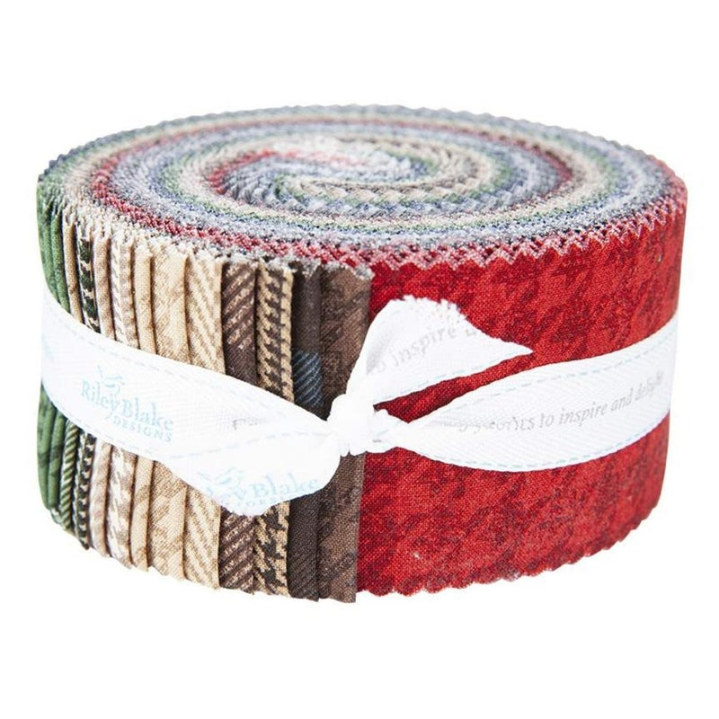 Jelly Roll All About Plaids Riley Blake