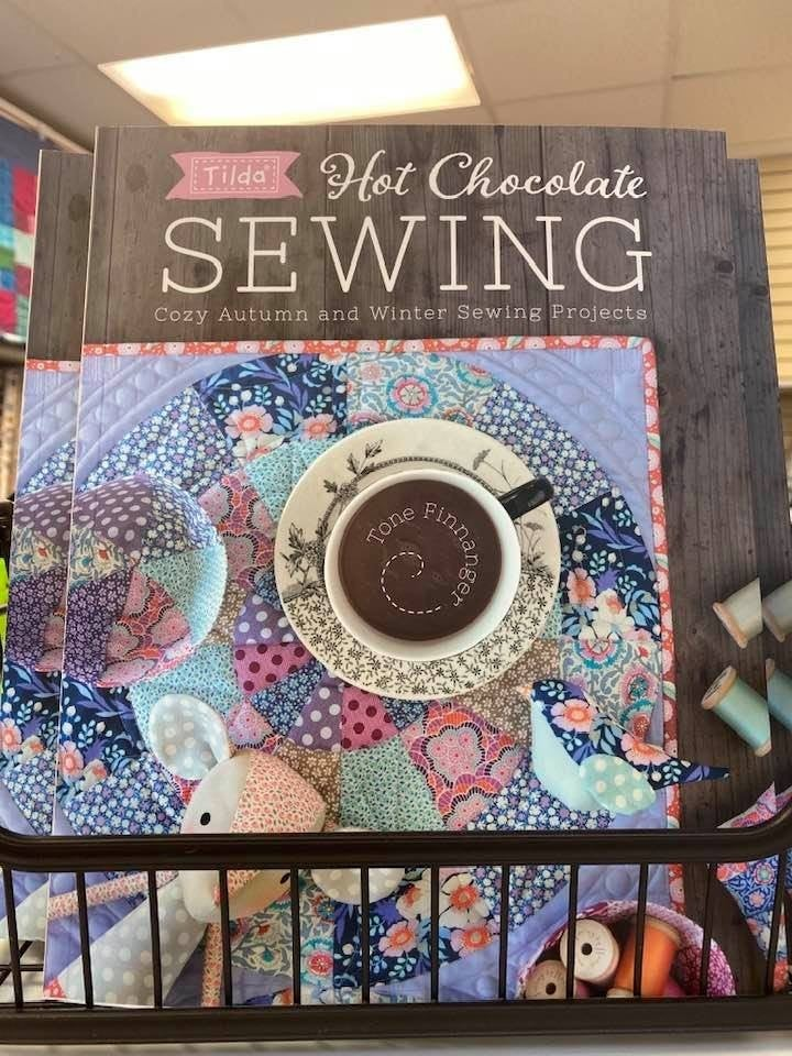 Hot Chocolate Sewing Book *Final Sale*