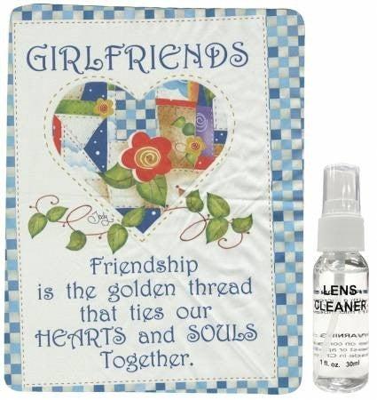 Lens Cleaner Kit Girlfriends Friendship