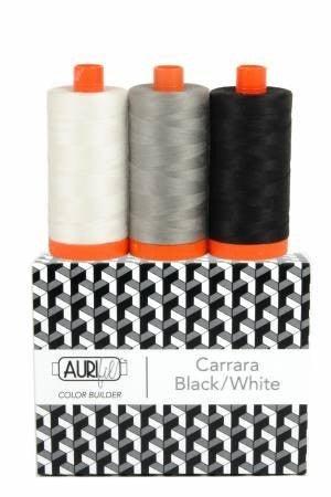 Aurifil Color Builder Black/White