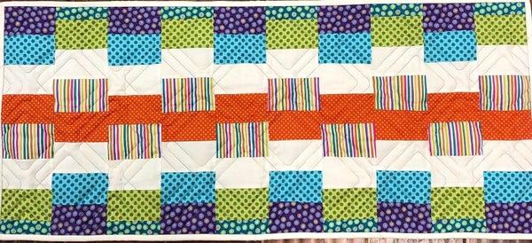 "Kit:  Stripping & Waving Dots & Strips 15 1/2"" x 35"""