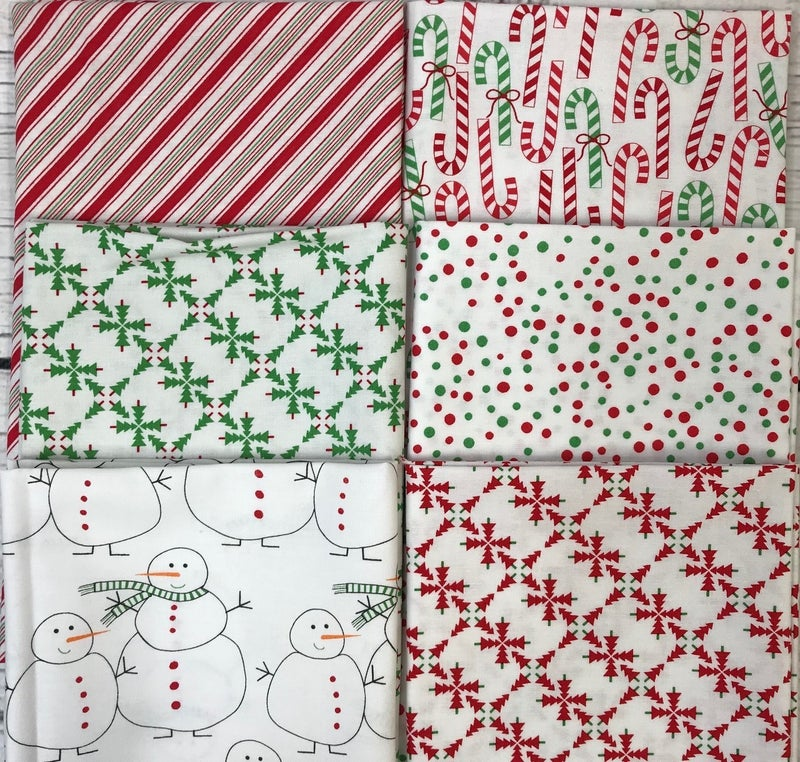FQ Bundle (6)  Merry and Bright