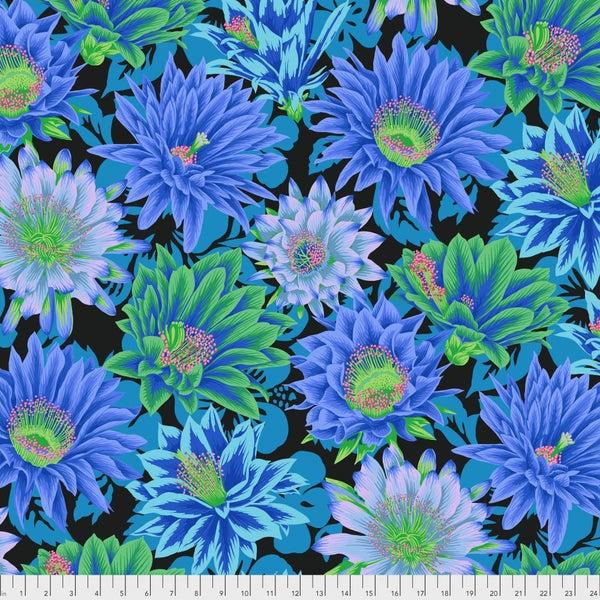 Kaffe -  Cactus Flower - Cool - One Yard Cut
