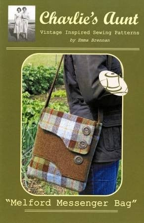 Pattern:  Melford Messenger Bag *Final Sale*