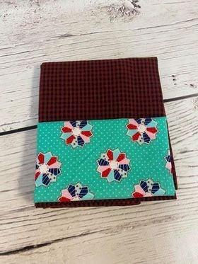 Kit: Flowered Towel Cowl (inc. pattern)