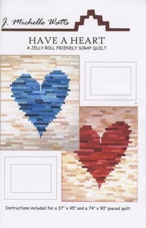 Pattern:  Have A Heart