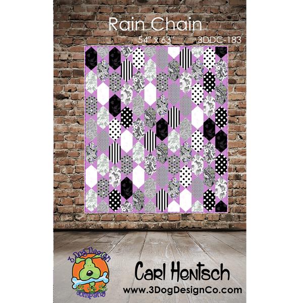 Rain Chain Pattern *Final Sale*