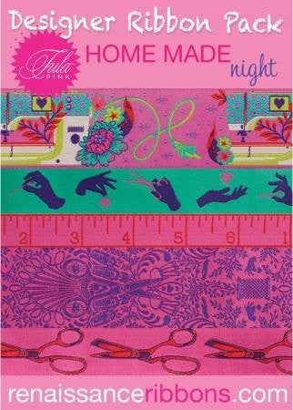 Tula HomeMade Ribbon Night Collection