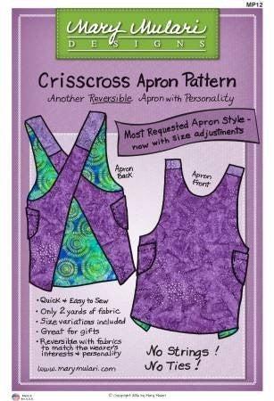 Pattern:  Crisscross Apron