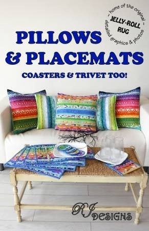 Pattern:  Pillows & Placemats *Final Sale*