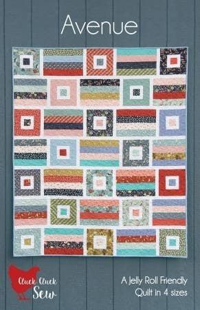 Pattern:  Avenue (4 sizes)