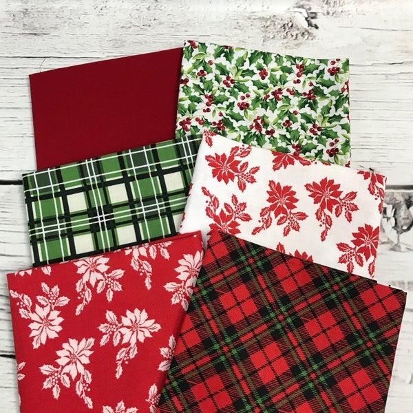 FQ Bundle (6) Christmas Bundle
