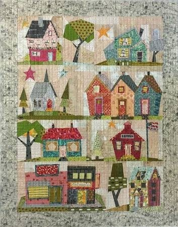 Pattern My Kinda Town *Final Sale*