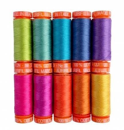 Tula's Dragon's Breath  & Unicorn Poop Thread set