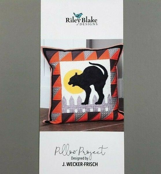 Riley Blake October Pillow