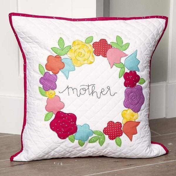 Kit:  Riley Blake May Pillow