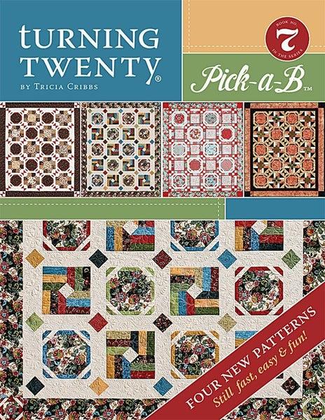 Turning Twenty No. 7 Pick A-B book