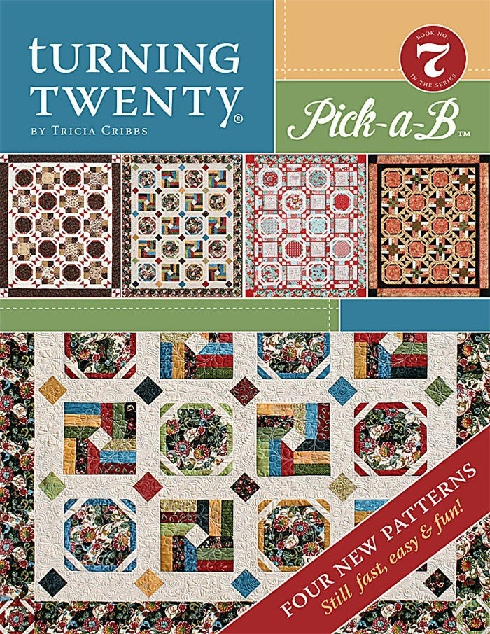 Turning Twenty No. 7 Pick A-B book