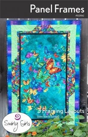 Pattern:  Panel Frames *Final Sale*