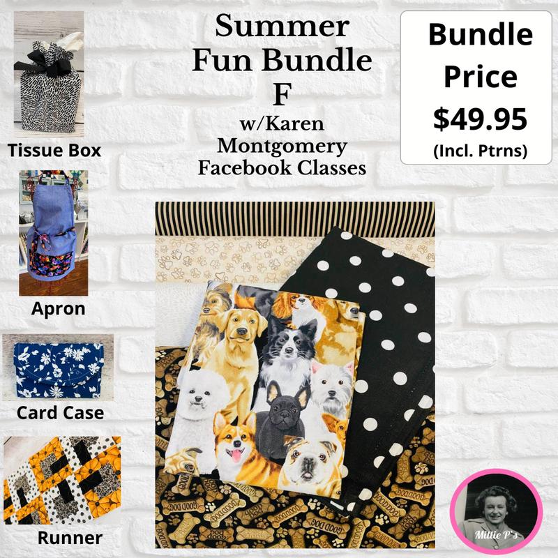 Summer Fun Bundle F w/Karen Montgomery