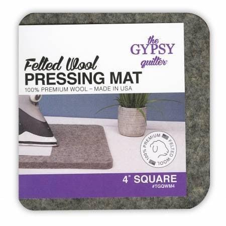 "Wool Pressing Mat 4"""