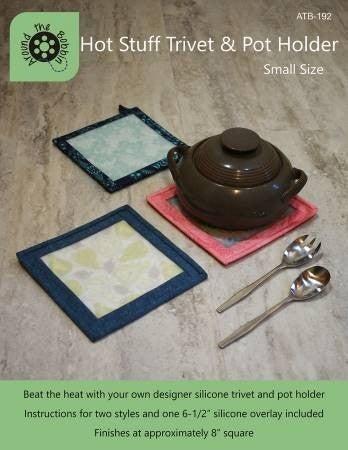 Hot Stuff Trivet & Pot Holder Small