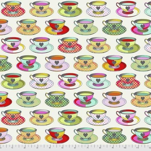 "Tula Curiouser 42"" One Yard Tea Time Sugar"