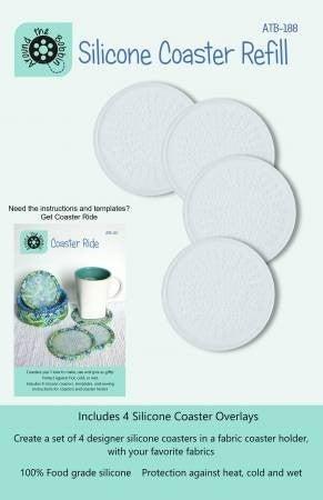 Coaster Refill ( no pattern) Makes 4