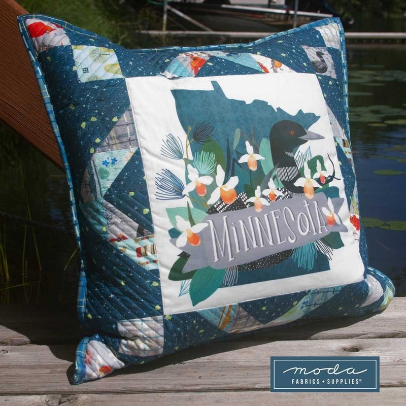 Kit: Wisconsin Moda Pillow Kit