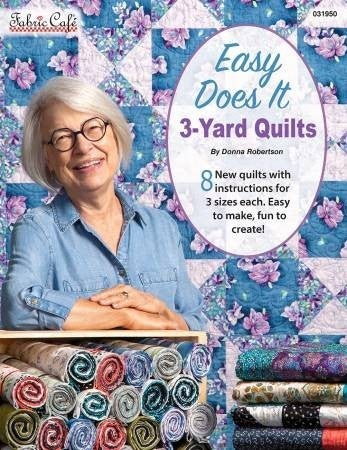 Book:  Easy Does It 3-Yard Quilts