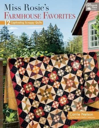 Book:  Miss Rosie's Farmhouse *Final Sale*