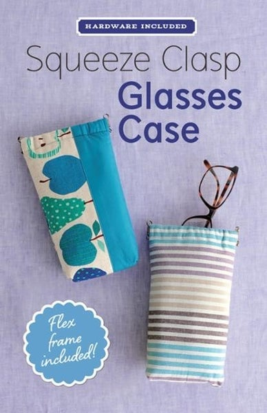 Squeeze Clamp Glasses Case