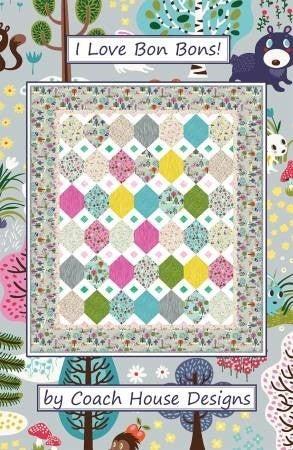 Pattern:  I Love Bon Bons