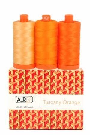 Color Builder Tuscany Orange