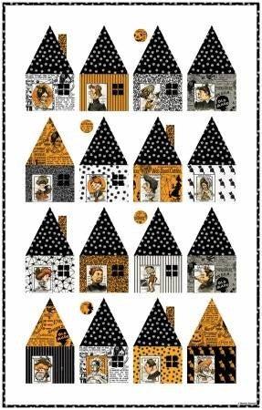 Pattern:  Cabin Chills Quilt *Final Sale*
