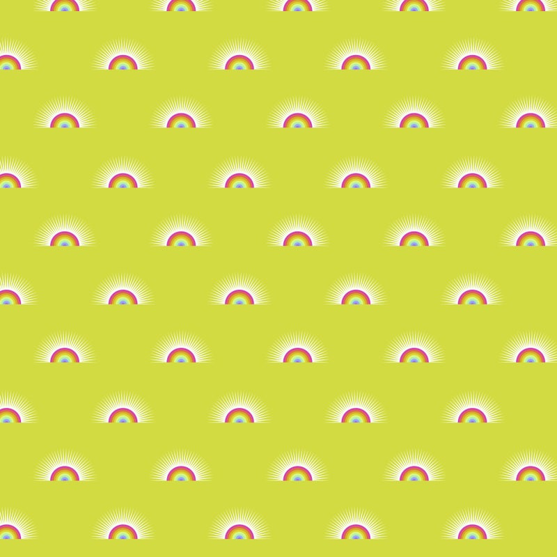 Pre-Order Tula Daydreamer Sundaze Pineapple One Yard